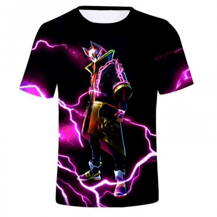Tee-shirt Fortnite Nomade