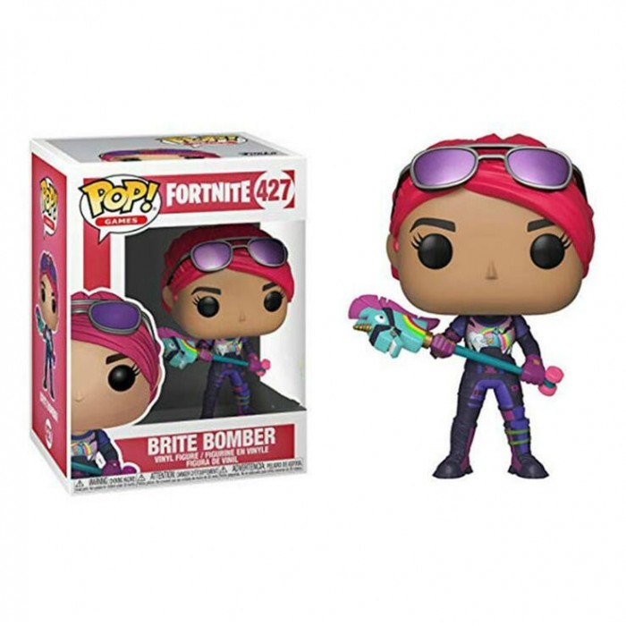 Figurine Fortnite Terreur Fluo