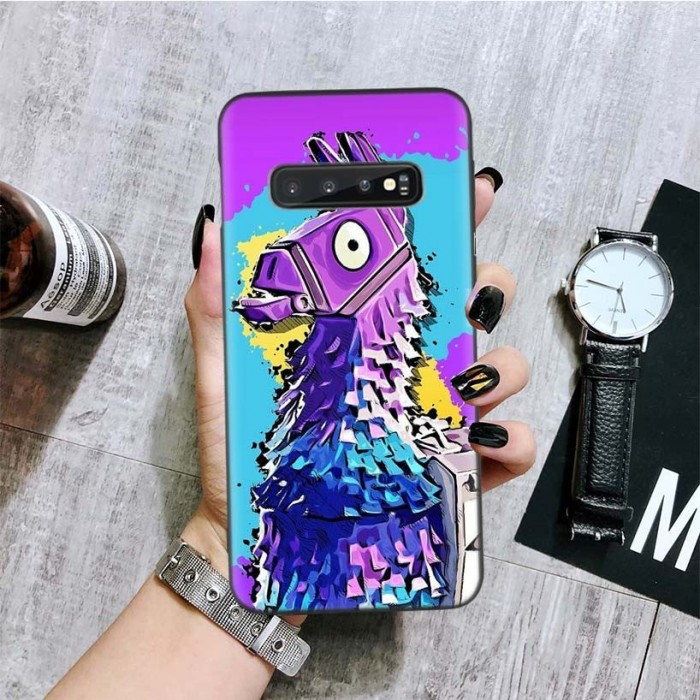 Coque Fortnite Lama Samsung