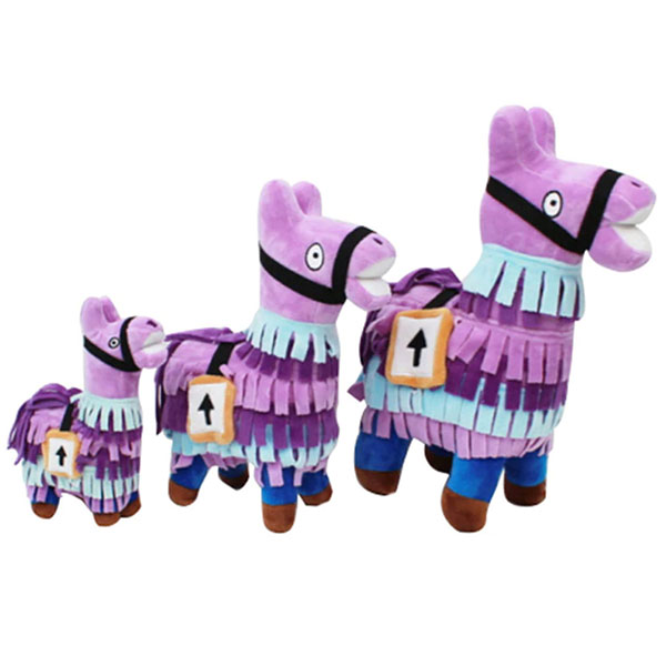 Peluches lama Fortnite